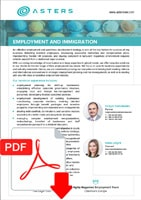 Asters Employment Brochure