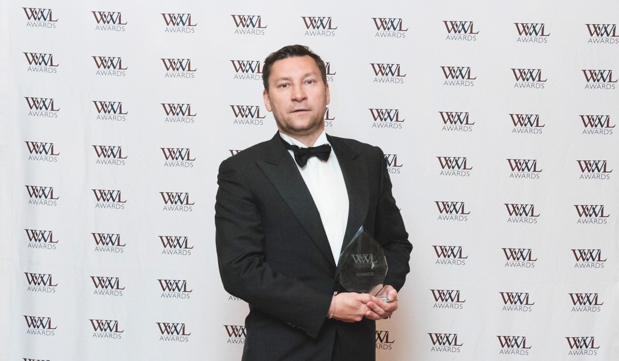 Asters is Ukraine Firm of the Year by Who's Who Legal Awards 2018